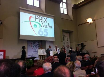 PI 2013 - Winners Prix Italia - Radio- Doc & -Drama