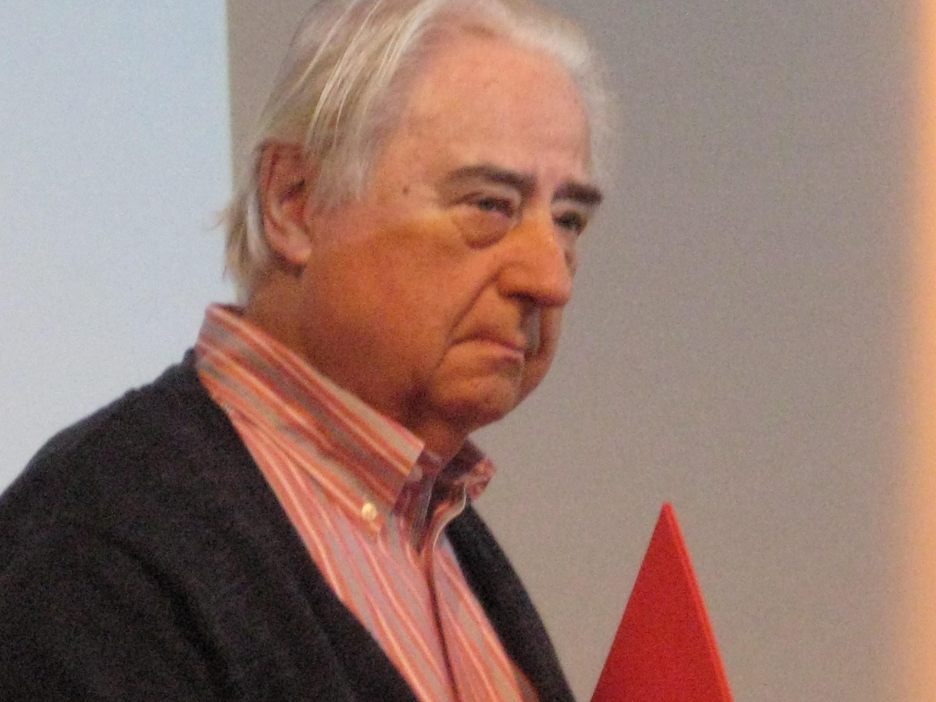 <b>...</b> Sparkasse Leipzig awards the SILVER NIKOLAI PILLAR #<b>Peter Leonhard</b> Braun - img_4550