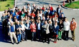 IFC 1998 Warsaw, Group Pic