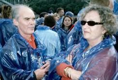 IFC 2003 Toronto - Edwin Brys (l), Lorelei Harris (r)