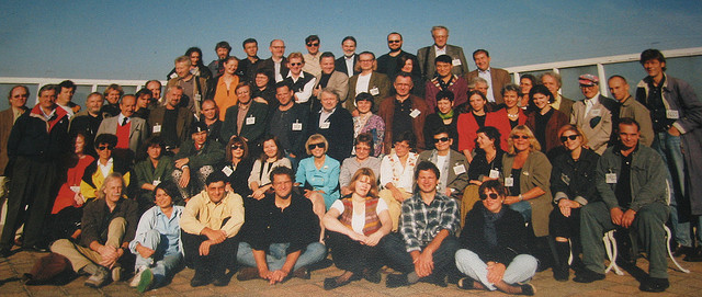 IFC 1996 - London - group photo