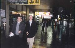 IFC 2001 Sydney > bar-hotel > Hannu K. & Laurent M.