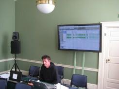 IFC 2009 Dublin - Masterclass 'editing' by Alfred Koch