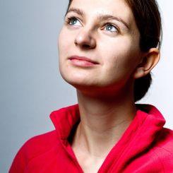 Olga Mickiewicz from Poland