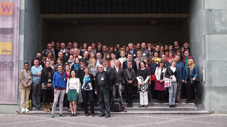 Group photo IFC 2016, Vienna