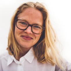Karen Mørk, Danmark